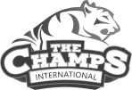 The Champs International Logo